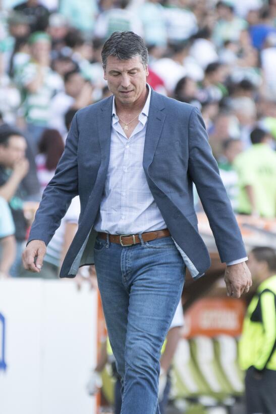 En fotos: Con goleada sobre Querétaro, Santos asegura la Liguilla robert...