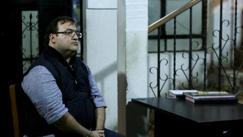 The former governor of Veracruz, Javier Duarte, was arrested April 15 in...