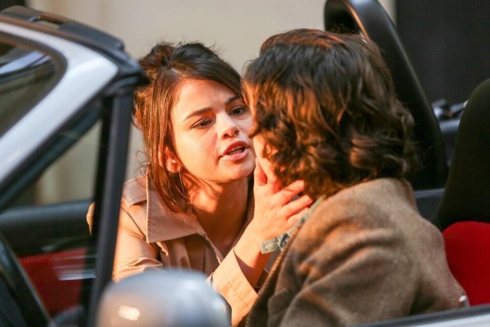 Aquí sí no queda duda de que Selena Gomez y Timothé...