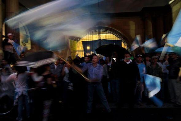 La renuncia del presidente Otto Pérez fue sorpresiva en Guatemala.