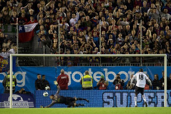 Pinto, que había sustituido a Valdés, fue la figura en esa instancia al...