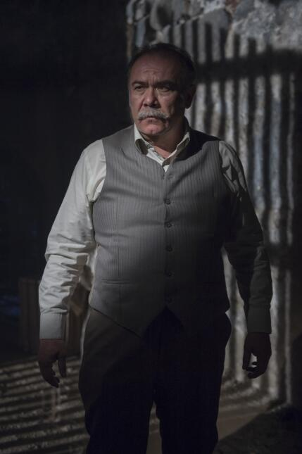 Jesus Ochoa es Detective Ayala