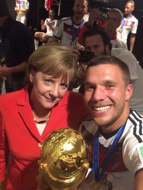 El título de Alemania en la Copa del Mundo de Brasil 2014 dio para que e...