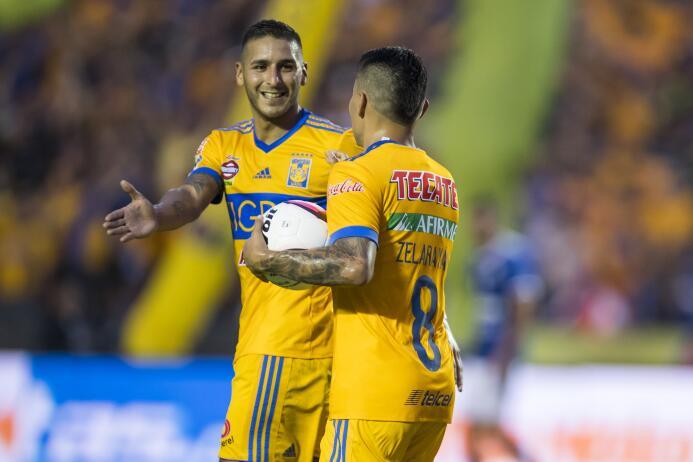 Unos Tigres sin garras suman su segundo partido sin ganar Lucas Zelaraya...