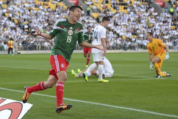 México tendría que medirse a Nueva Zelanda en el repechaje para poder cl...