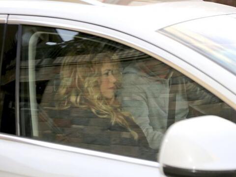 Estas fueron las últimas fotos de Shakira buscando a su hijo Mila...