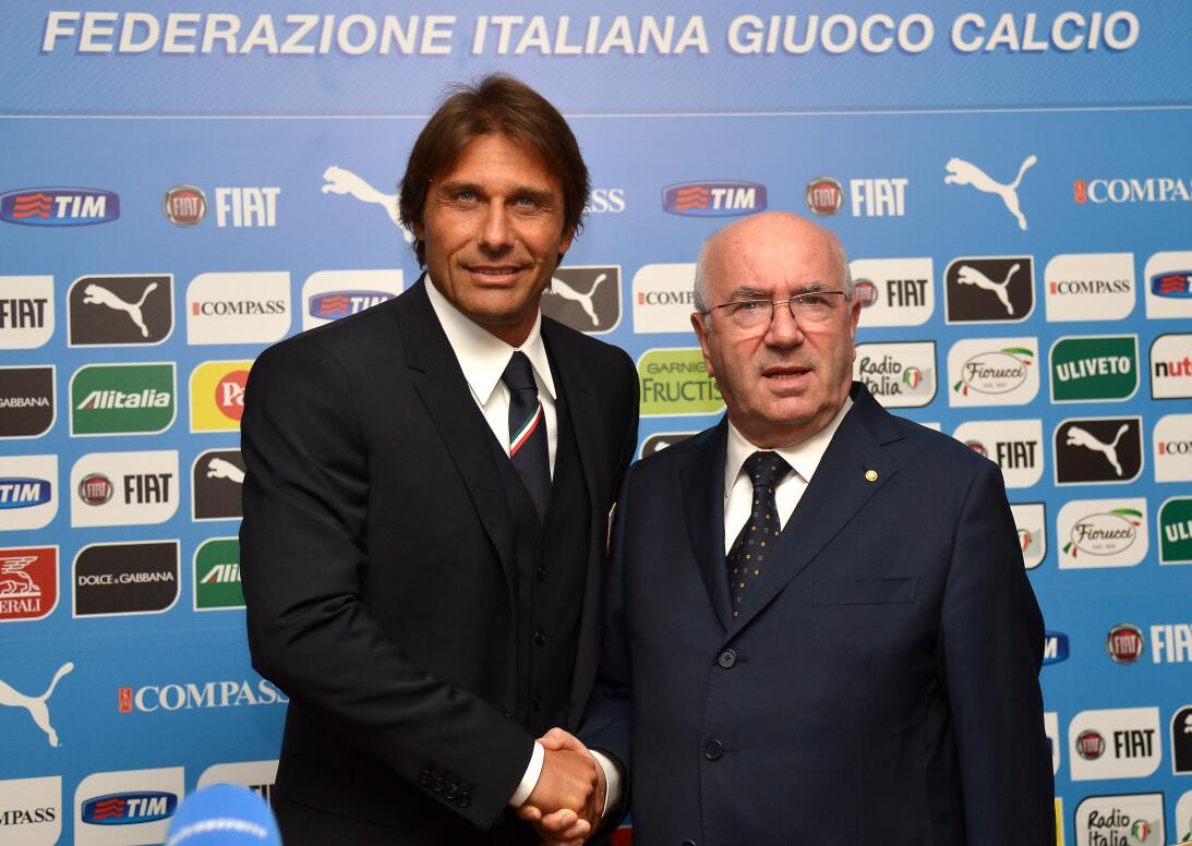 Conte: dirigió a Layún, resucitó a la Juventus y sacó campeón al Chelsea...