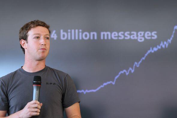 """Un portavoz de Facebook dijo a través de un correo electrónico que """"Un e..."""