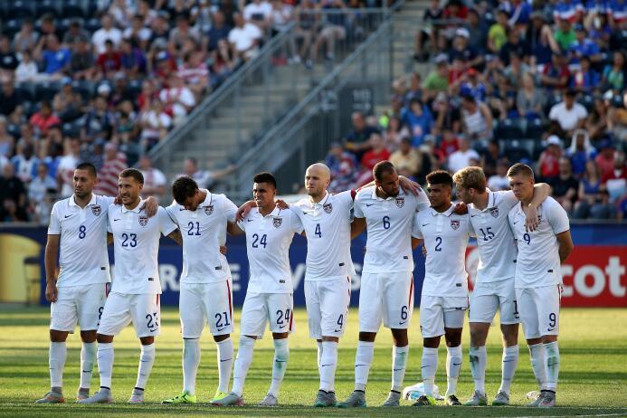 EEUU, anfitrión que busca la Copa América