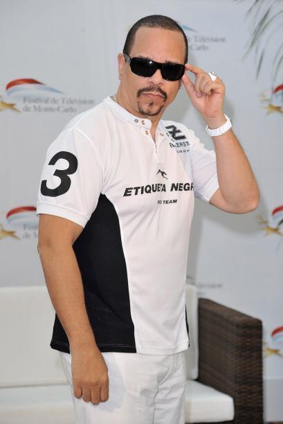 Ice-T cogió gritos como parte de los army rangers.