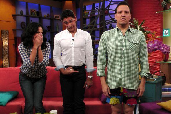 Todos coincidieron en que Raúl tiene buena pierna. ¿Será?