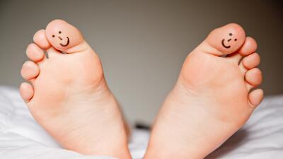 ¿Qué dicen tus pies sobre tu personalidad?