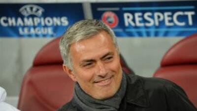 Mourinho es el mejor entrenador de la historia del Real Madrid, según su...