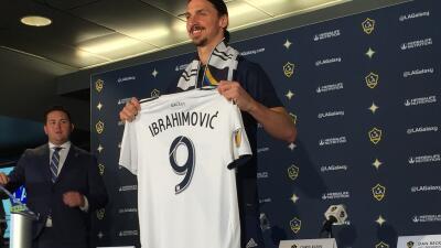 EN FOTOS: Las mejores frases de Zlatan Ibrahimovic en su presentación