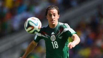 Andrés Guardado dice que deben dejar atrás el Mundial.