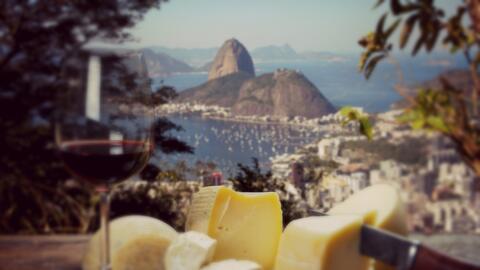 Río de Janeiro tiene una buena oferta de restaurantes para sus vi...