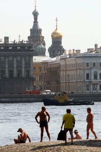 San Petesburgo no pasó el corte del COI para los Juegos de 2004 celebrad...