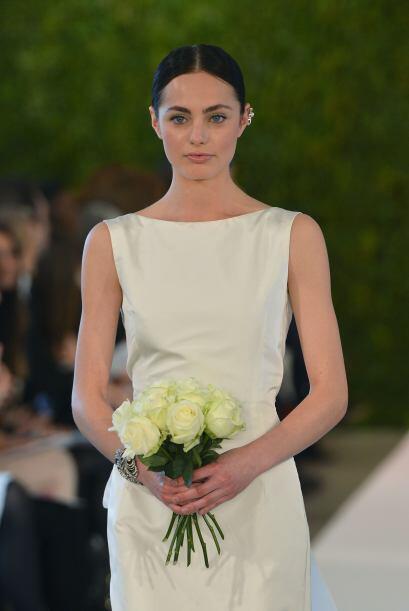 Para los vestidos exclusivos de famosas, el diseñador tomaba muy en seri...