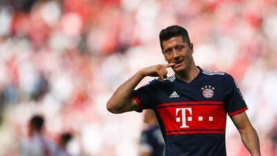 Bayern advierte que no venderá a Lewandowski por menos de 200 millones