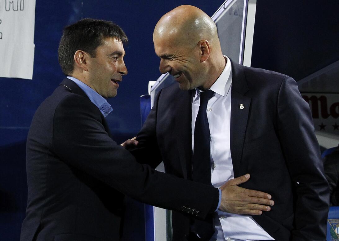 Real Madrid se impone con facilidad contra Leganés y mantiene su liderat...