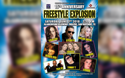 Freestyle Explosion rolls through San Antonio June 2018
