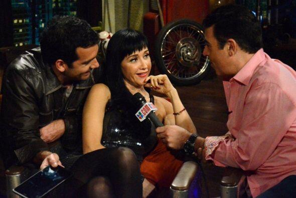 Susana también sabe seducir con la palabra, miren nada más como tiene ca...