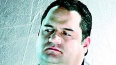 Mauricio Vélez es 'El Papa' en Rosario Tijeras.