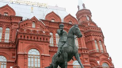 Día 6: La arquitectura de Moscú, fusión de una milenaria historia