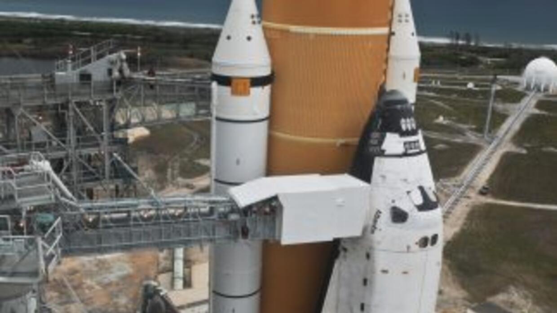 El Atlantis desarrollará una misión de 12 días y será la 135 (STS-135) d...