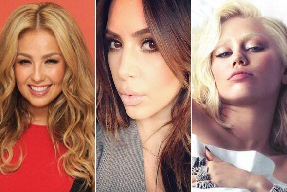 ¡Estas famosas han tomado la extrema decisión de cambiar su 'look' para...