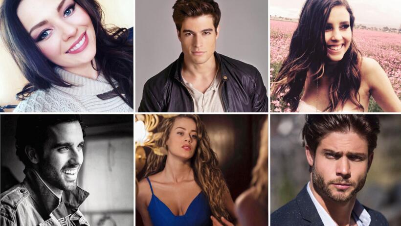 Nuevos rostros de telenovela
