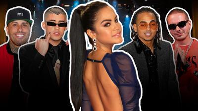 Foto a foto: los nominados a Premio Lo Nuestro ¿habrá nueva reina del reggaeton?