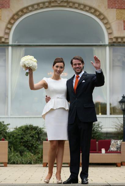 La boda del príncipe Félix de Luxemburgo