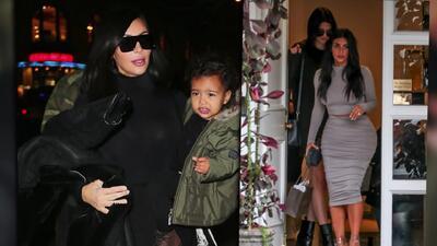 Mira lo que los Kardashians hicieron el fin de semana