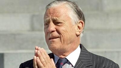 Muere ex editor del Washington Post, Ben Bradlee