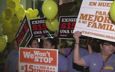 Incrementan salario mínimo de empleados de la ciudad de Atlanta