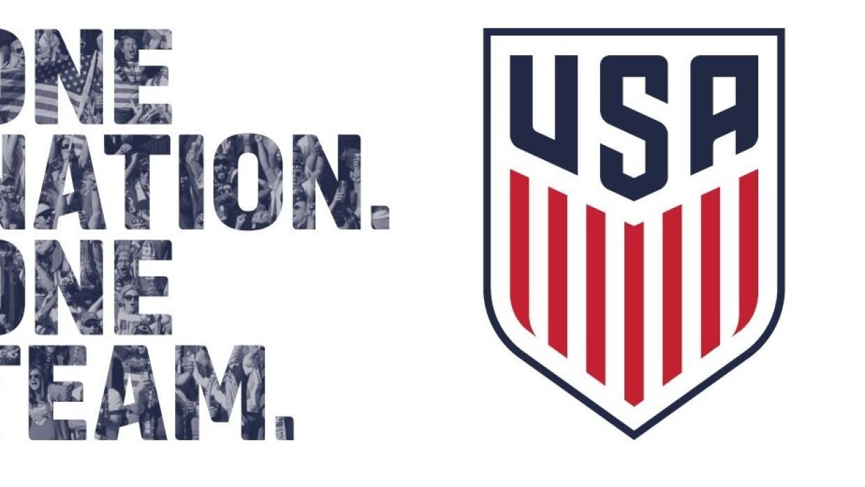 El nuevo escudo de US Soccer