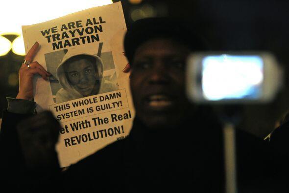 Continúan las manifestaciones denunciando racismo en el asesinato...