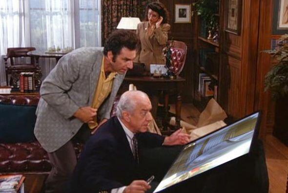 Hasta en 'Seinfeld' le entraron a la polémica.