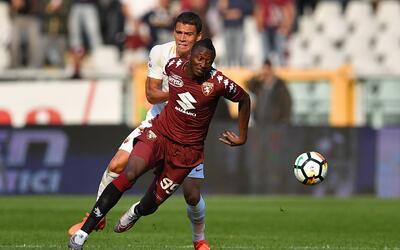 Hector Moreno fue titular con la Roma