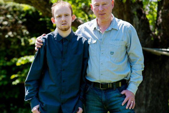 Henry Harrison tiene 58 años y está decidido a donar su único riñón salu...