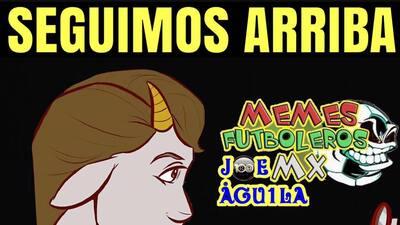 Chivas y Pumas fueron las víctimas de los memes