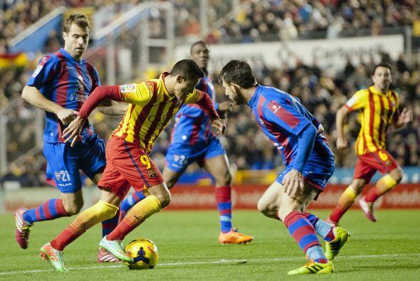 Navas tuvo una destacada actuación ya que salvó otro gol del Barcelona e...