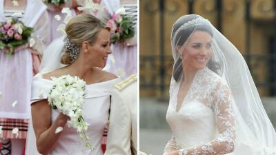 Célebres vestidos de novia que hicieron historia