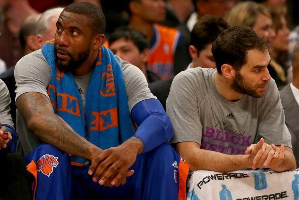 New York Knicks (10-43) - No es de esperar que Derek Fisher en su primer...
