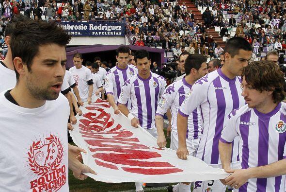 En España han sido 5 las ocasiones que la Liga se ha visto parada por hu...