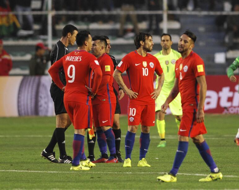 Thiago Silva es baja de Brasil para enfrentar a Chile gettyimages-843073...
