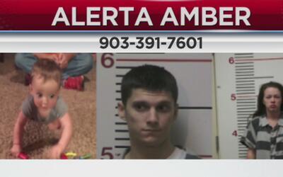 Alerta Amber para dar con el paradero de un bebé de ocho meses