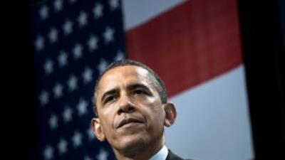 El presidente Barack Obama advirtió a Siria que la utilización de armas...