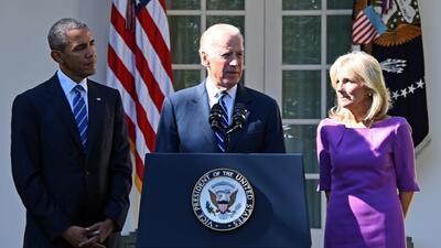 "Joe Biden: ""No seré candidato, pero no me quedaré callado"""